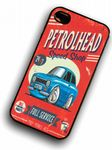 KOOLART PETROLHEAD SPEED SHOP Ford Escort Mk1 Mexico hard Case For iPhone 4 4s